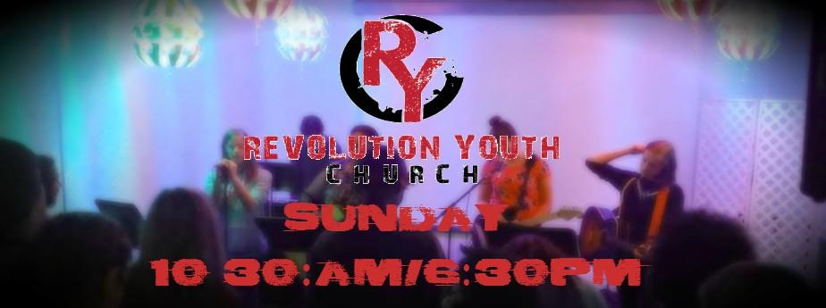 Join The Revolution!
